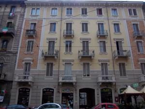 Pietro Fenoglio, Casa Rama, via Cibrario 63, 1910.  Fotografia L&M, 2011.