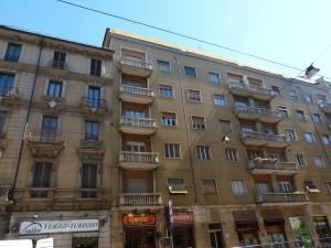 Edificio di civile abitazione in Via Luigi Cibrario 24