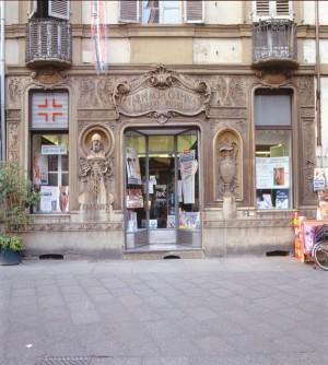 Farmacia Chimica Tullio Bosio, esterno, 1998 © Regione Piemonte
