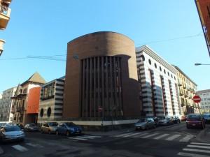 Deposito drapperie del Lanificio fratelli Zegna di Trivero