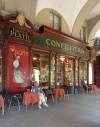 Platti Caffè Confetteria, esterno, Fotografia di Marco Corongi, 2001 ©Politecnico di Torino