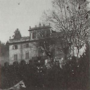 Villa Fasciotti, già Vigna San Martino