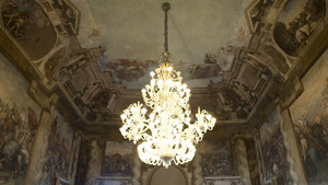 Castello del Valentino (interno, 1). Fotografia di Paolo Mussat Sartor e Paolo Pellion di Persano, 2010. © MuseoTorino