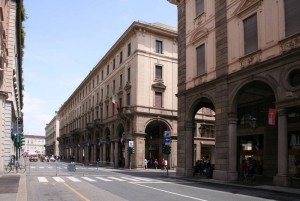 Via Roma, 80. Fotografia di Nicole Mulassano, 2015