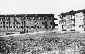 Case Ina Falchera vecchia, 1954 © Archivio Storico della Città di Torino (FT 12C03_002)