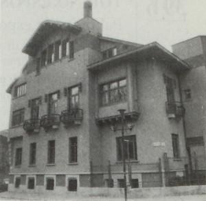 Villa Iavelli o Casa D'Aronco