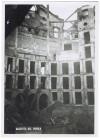 Teatro di Torino (già Scribe), Via Montebello 5.  Effetti prodotti dai bombardamenti dell'incursione aerea dell'8 dicembre 1942. UPA 2696D_9C05-06.© Archivio Storico della Città di Torino
