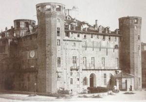 Ludovico Tuminello, Palazzo Madama, 1855 ca. in Marina Miraglia, 1990, tav. 53