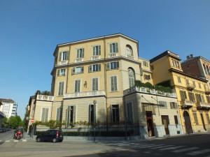 Edificio residenziale già Museo Civico di Numismatica, Etnografia e Arti Orientali