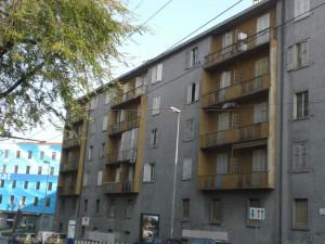 Case economiche municipali, via Fiochetto 13