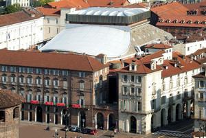 Teatro Regio. Fotografia di Fabrizia Di Rovasenda, 2010. © MuseoTorino