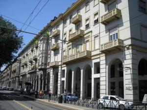 Edificio di civile abitazione Via Sacchi 38