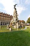 Scorcio del monumento al traforo del Frejus. Fotografia di Mattia Boero, 2006. © MuseoTorino.