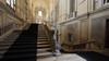 Atrio e scalone juvarriano di Palazzo Madama. Fotografia di Paolo Mussat Sartor e Paolo Pellion di Persano, 2010. © MuseoTorino