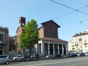 Chiesa della Beata Vergine delle Grazie (Crocetta)