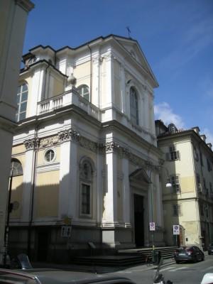 Chiesa Madonna del Carmine. Fotografia di Daniele Trivella, 2013