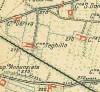 Cascina Teghillo. Istituto Geografico Militare, Pianta di Torino e dintorni, 1911. © Archivio Storico della Città di Torino