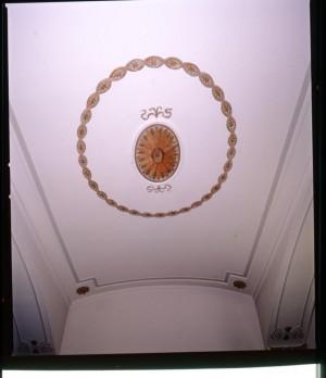 Nuova farmacia cosmesi, già Old England, soffitto, 1998 © Regione Piemonte