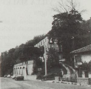 Villa Missionari, già Vigna dei Missionari