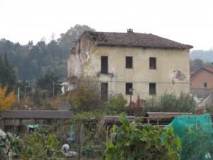Cascina Meisino. Fotografia di Carlotta Venegoni, 2012.