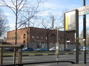 L'ex centro rionale Giovanni Porcù del Nunzio. Fotografia di Fabrizio Caudana