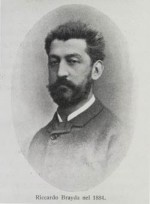 Riccardo Brayda (Genova, 1849 - Torino, 1911)