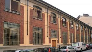 Ex stabilimento Cinematografico Ambrosio. Fotografia di Luca Davico, 2015, in www.immagini del cambiamento.it