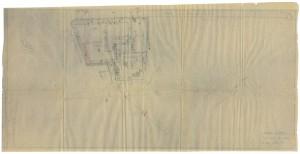 Bombardamenti aerei. Censimento edifici danneggiati o distrutti. ASCT Fondo danni di guerra inv. 2564 cart. 54 fasc. 5. © Archivio Storico della Città di Torino