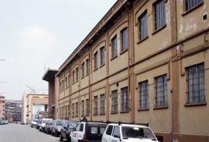 Ex fabbrica in via Ternengo 2. Fotografia di Agata Spaziante, 1997 in www.immaginidelcambiamento.it