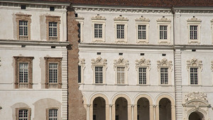 La Reggia di Venaria Reale (particolare). Fotografia di Paolo Mussat Sartor e Paolo Pellion di Persano, 2010. © MuseoTorino