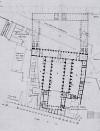 Progetto di ampliamento del Quartiere di Cavalleria Sant'Antonio, 1832. AST, Ministero della Guerra.© Archivio di Stato di Torino