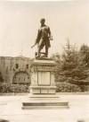 Monumento a Pietro Micca. Fotografia di Mario Gabinio, 29 maggio 1926. © Fondazione Torino Musei - Archivio fotografico.