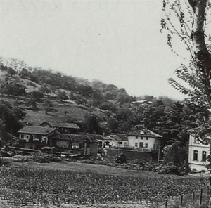 Villa Novara, già Vigna Ferretti