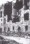 Incursione del 13 luglio 1943, teatro Alfieri. © Archivio Storico AMMA