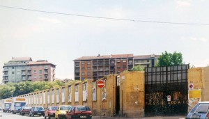 Area ex Capamianto. Fotografia di Cristina Godone, 1997