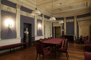 Accademia Albertina (interno). Fotografia di Dario Lanzardo, 2010. © MuseoTorino