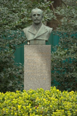Busto di Paolo Thaon di Revel