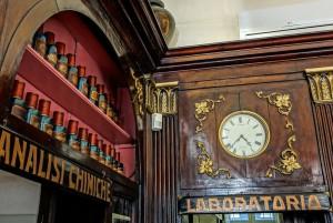 Farmacia della Consolata, particolare dell'interno, 2016 © Archivio Storico della Città di Torino