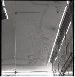 Piodi, filati, particolare dell'interno, 1998 © Regione Piemonte