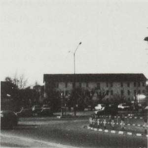 CASTELLO DI LUCENTO, GIÀ ISTITUTO BONAFUS, ORA TEKSID, Fotografia dei primi anni Ottanta del Novecento.