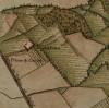 Cascina Cabianca. Carta Topografica della Caccia, 1760-1766 circa. © Archivio di Stato di Torino
