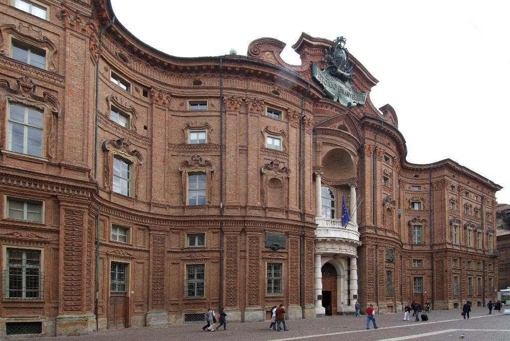 Resultat d'imatges de palazzo carignano