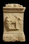 Monumento sepolcrale fuori dalla Porta Palatina
