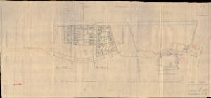 Bombardamenti aerei. Censimento edifici danneggiati o distrutti. ASCT Fondo danni di guerra inv. 2638 cart. 57 fasc. 5. © Archivio Storico della Città di Torino