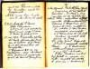 Diario dell'Istituto Lorenzo Prinotti, 1941. ASCT, Fondo Prinotti cart. 31 fasc. 11, 9, pp. 135-136. © Archivio Storico della Città di Torino
