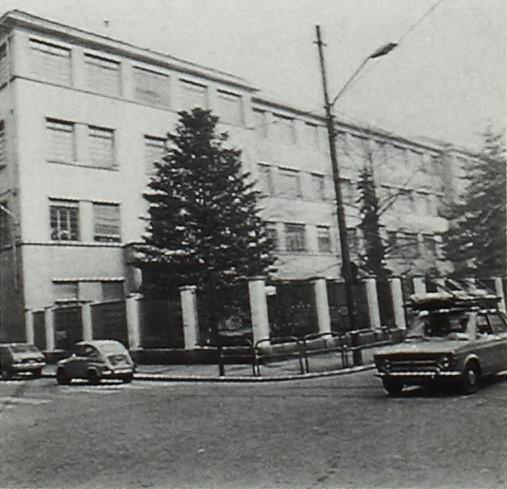 Scuola elementare Luigi Amedeo Duca degli Abruzzi - MuseoTorino
