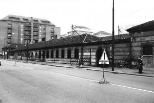 Mattatoio civico, 1972 © Archivio Storico della Città di Torino (FT 13A07_004)