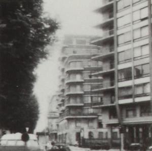 Edificio ad uso abitazione di corso Francia 120, 122, 124
