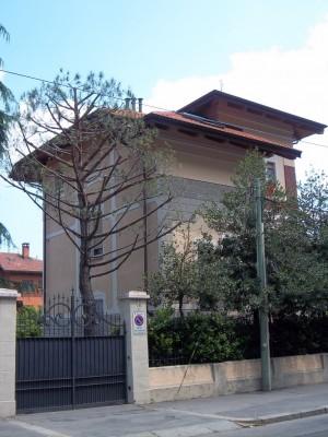 Francesco Botta, Casa Gastaldo, via Servais n. 16, 1924. Fotografia L&M, 2011.