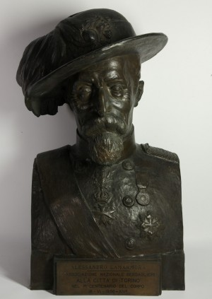 Alessandro Ferrero de La Marmora (Torino, 1799 - Crimea, 1856)